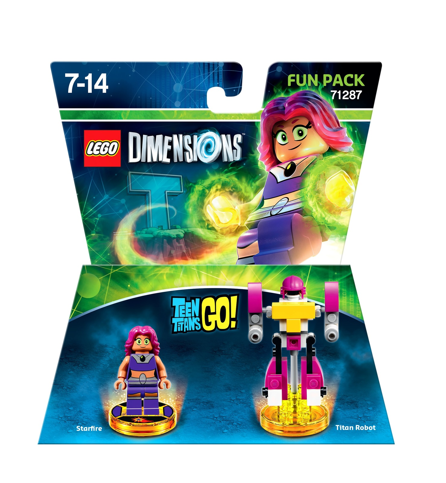 LEGO Dimensions Fun Pack - Teen Titans Go! (All Formats) for  image