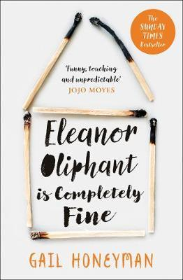 Eleanor Oliphant is Completely Fine by Gail Honeyman image