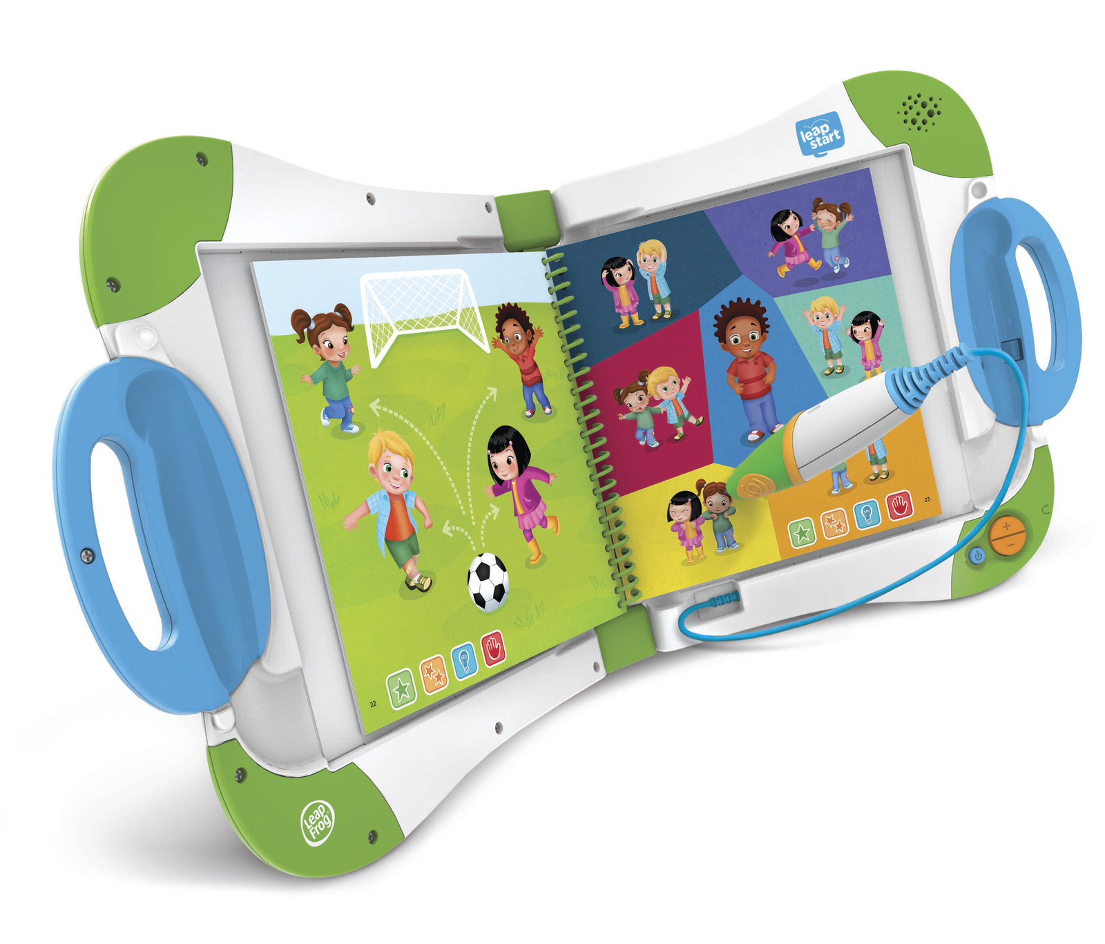 LeapStart - Interactive Learning System (Green) image