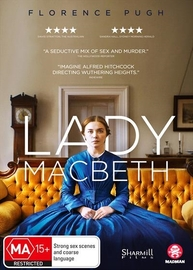 Lady Macbeth on DVD