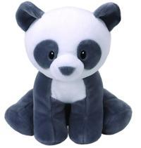 Ty Baby: Grey Panda - Small Plush