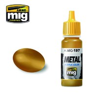 Ammo of Mig Jimenez Brass (17ml)