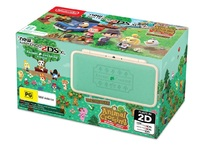 New Nintendo 2DS XL Animal Crossing Edition for Nintendo 3DS