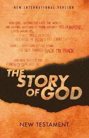 NIV, The Story of God, New Testament, Paperback by Zondervan
