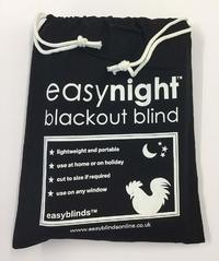 Easynights: Blackout Blind - XL (2.3m x 1.4m)