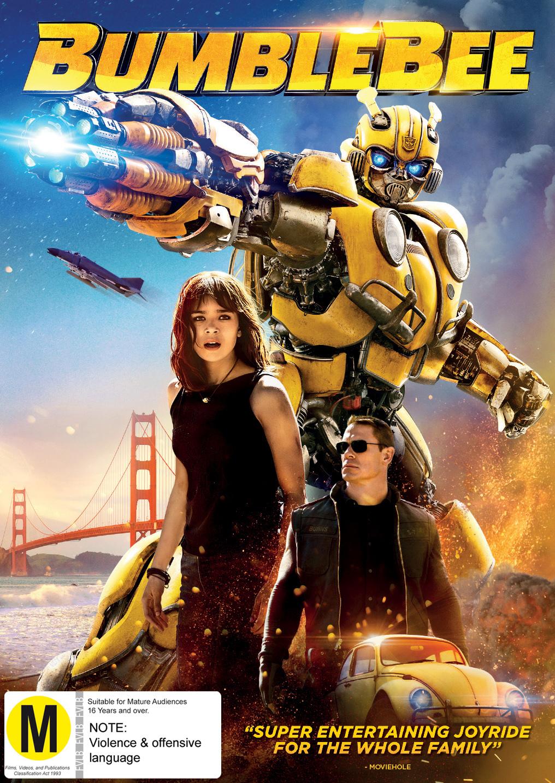 Bumblebee on DVD image