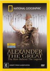 National Geographic - Beyond The Movie:  Alexander The Great on DVD