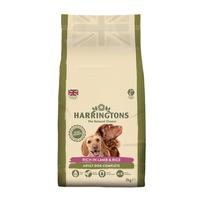 Harringtons: Dog Food Lamb & Rice (2kg)