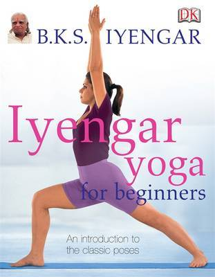 Iyengar Yoga for Beginners by B.K.S. Iyengar image