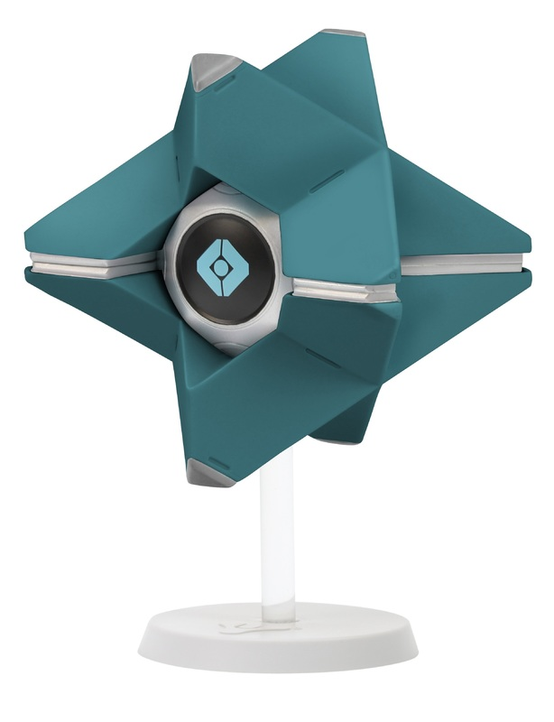 Destiny: Ghost Vinyl Figure - Moon of Saturn Shell