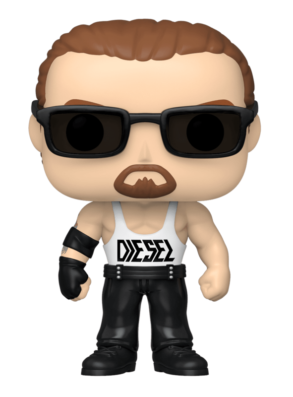 WWE: Diesel - Pop! Vinyl Figure (with a chance for a Chase version!)