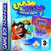 Crash & Spyro Super Pack Volume 1 for Game Boy Advance