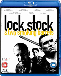 Lock Stock and Two Smoking Barrels on Blu-ray image