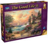 Holdson: 1000 Pce Puzzle - The Good Life S2 Seaside Dream