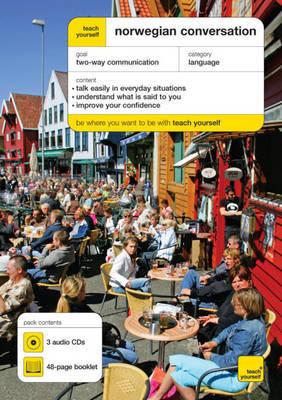Teach Yourself Norwegian Conversation by Margaretha Danbolt Simons image