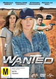 Wanted - The Complete First Season DVD
