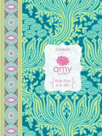 Cameo Sticky Notes & To-Do's (16 Sticky Pads, 2 Notepads) by Amy Butler