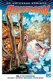 Aquaman Vol. 1 (Rebirth) by Dan Abnett