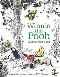 Winnie-the-Pooh: A Colouring Book by Egmont Publishing UK