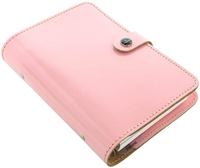 Filofax - Personal 'The Original' Organiser - Patent Rose