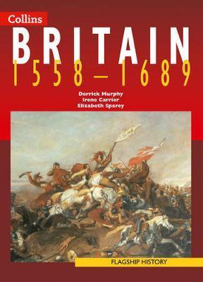 Britain 1558-1689 by Derrick Murphy image