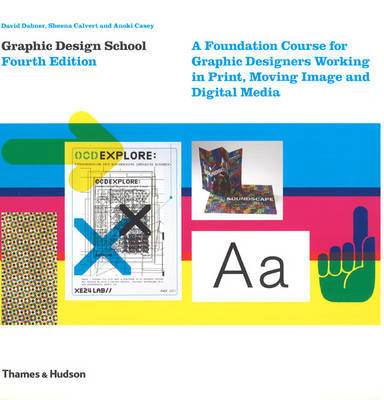 Graphic Design School by David Dabner image