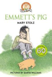 Emmett's Pig by Mary Stolz image