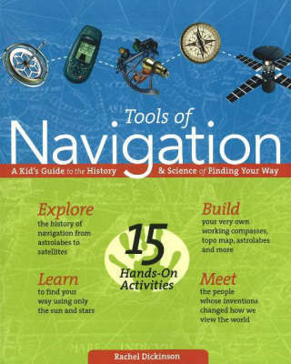 Tools of Navigation by Rachel Dickinson image