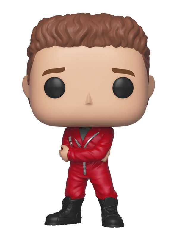 Money Heist - Denver Pop! Vinyl Figure