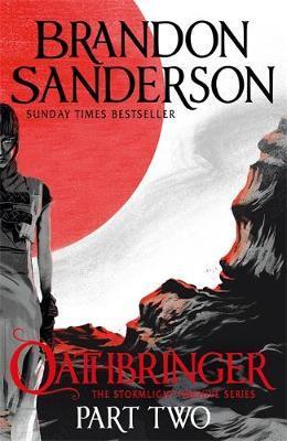 Oathbringer Part Two by Brandon Sanderson