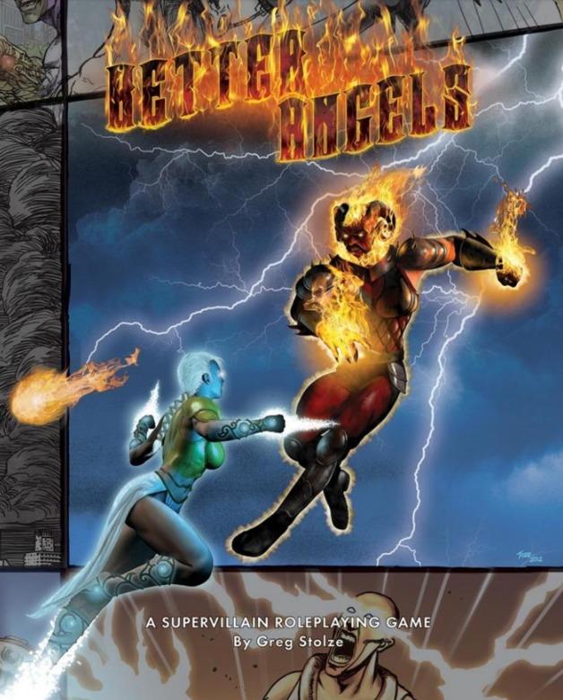 Better Angels: RPG - Core Rulebook