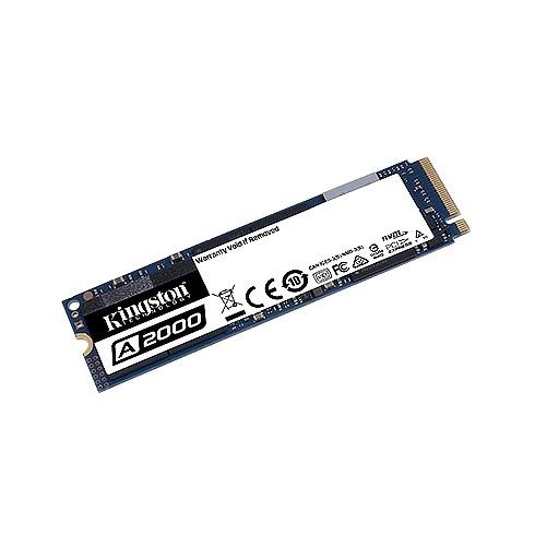 500GB Kingston A2000 NVMe M.2 PCIe SSD image