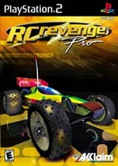 RC Revenge Pro for PS2