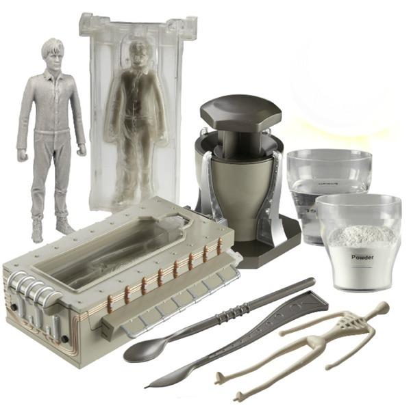 Doctor Who Flesh Bowl Figure Creator image