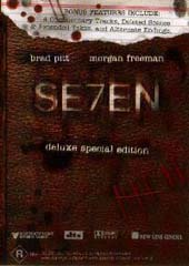 Seven - Special Edition on DVD