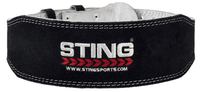 Sting 4 inch Eco Leather Lifting Belt (Medium)
