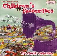 Don Linden Presents: Children's Favourites Volume 4 by Don Linden