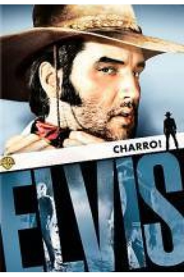 Elvis: Charro! on DVD image