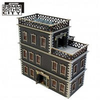 Gothic City Grant House
