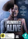 Mummies Alive on DVD