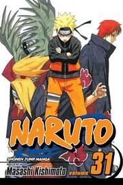 Naruto: v. 31 by Masashi Kishimoto