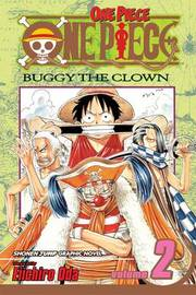One Piece: v. 2 by Eiichiro Oda