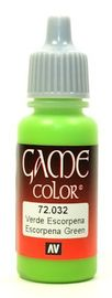 Vallejo Game Colour Scorpy Green 17ml