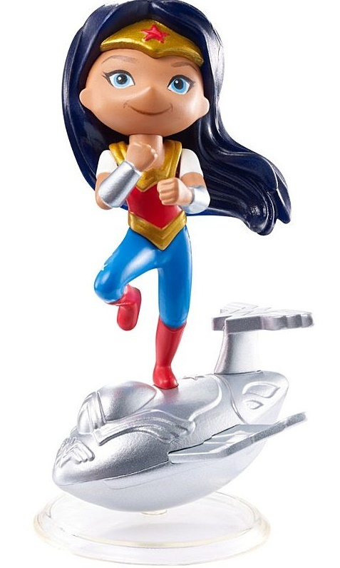 DC Super Hero Girls: Wonder Woman Mini Vinyl