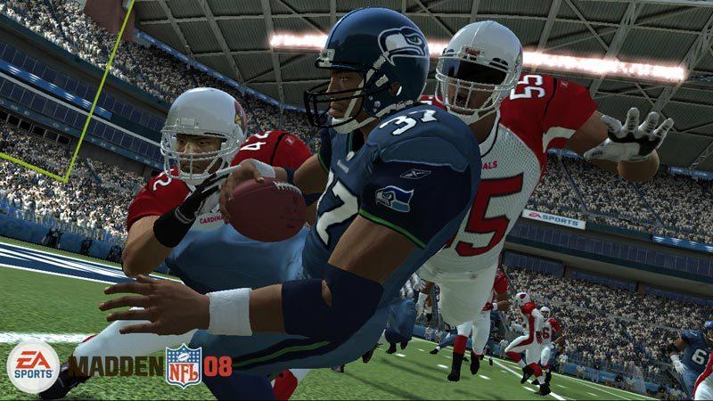 Madden NFL 08 for Xbox 360 image