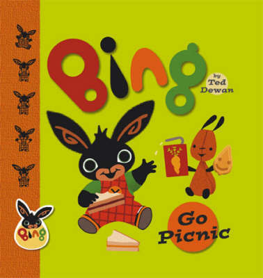 BING GO PICNIC by Ted Dewan image