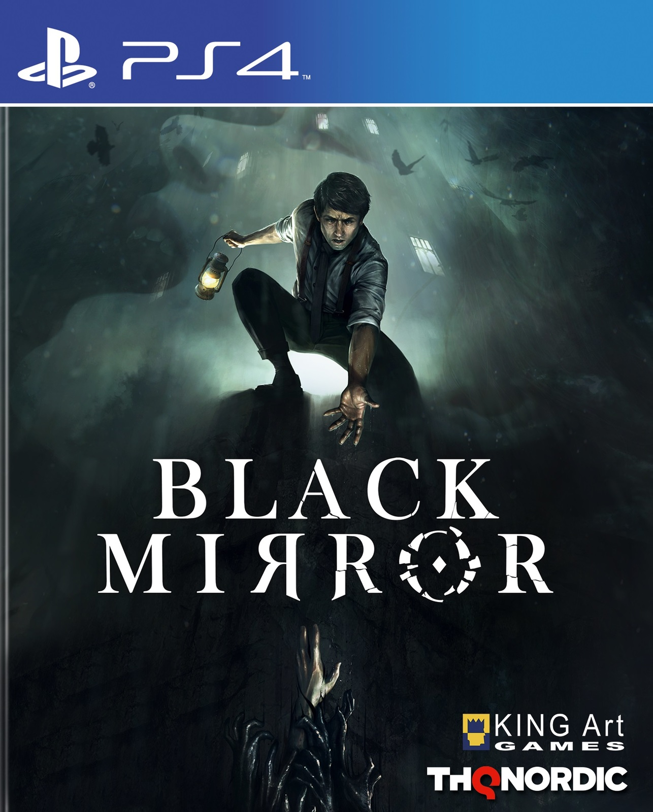 Black Mirror for PS4 image