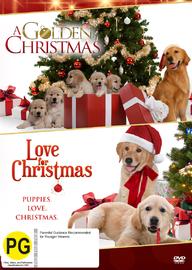A Golden Christmas & Love For Christmas on DVD