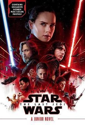 Star Wars: The Last Jedi Junior Novel by Michael Kogge image