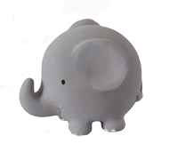 Tikiri: My First Zoo - Elephant Rattle Toy